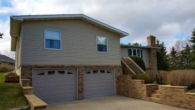 Velva Single Family Home For Sale: 529 Prospect Avenue
