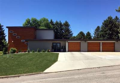 minot Single Family Home For Sale: 1105 Valley View Dr