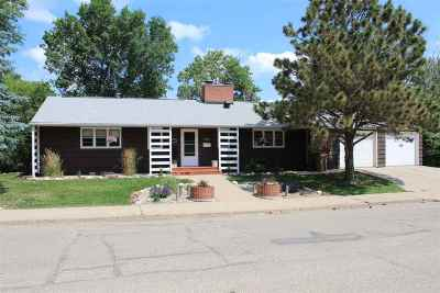 Bottineau County, Burke County, Divide County, McHenry County, McLean County, Mountrail County, Pierce County, Ramsey County, Renville County, Rolette County, Ward County, Wells County, Williams County Single Family Home For Sale: 203 SE 7th Ave