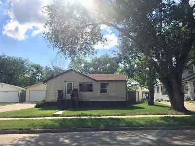 minot Single Family Home For Sale: 1412 SE 1st Street SE