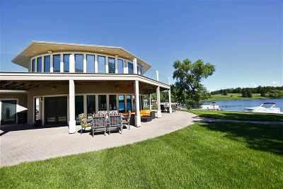 Lake Metigoshe Single Family Home For Sale: 144 Hahn's Bay Road