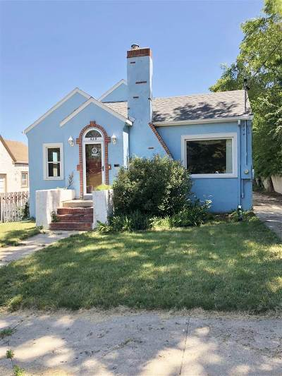 minot Single Family Home For Sale: 529 3rd St SE