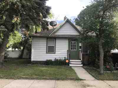 minot Single Family Home For Sale: 1115 University Ave W