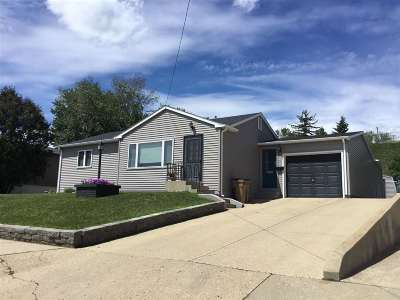 minot Single Family Home For Sale: 409 Hillcrest Dr NE
