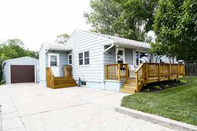 minot Single Family Home For Sale: 1442 SE 2nd St