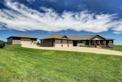 Minot Single Family Home For Sale: 3525 Chestnut Circle NE