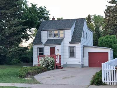 minot Single Family Home For Sale: 1521 4th Street SW