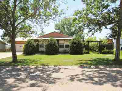 minot Single Family Home For Sale: 1625 Terrace Drive