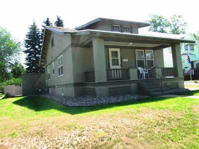 minot Single Family Home For Sale: 1001 SE 4th St SE