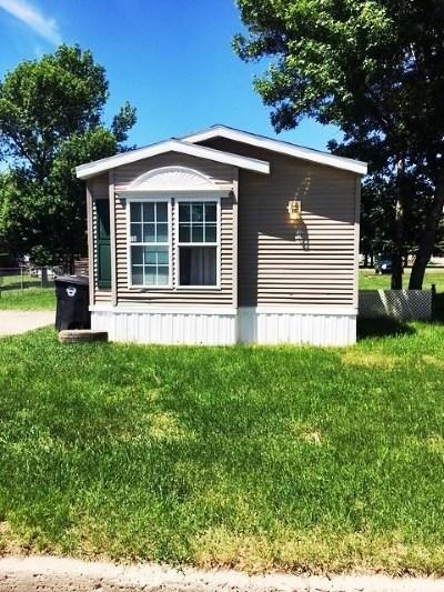 Single Family Home For Sale: 118 N Benson Street