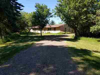 Minot Single Family Home For Sale: 3210 19th Ave. NW