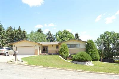 Minot Single Family Home For Sale: 1006 NW Harrison Dr