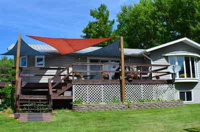 Bottineau Single Family Home For Sale: 206 Castleman Lane
