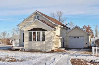 Glenburn Single Family Home For Sale: 216 2nd Ave N