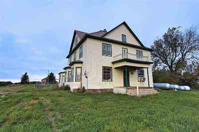 Velva Single Family Home For Sale: 3793 Hwy 41 S