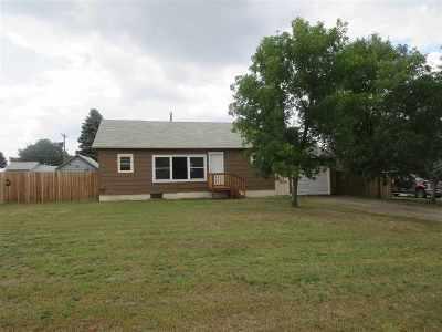 Burlington Single Family Home For Sale: 321 E 2nd Ave