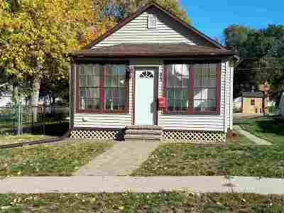 minot Single Family Home For Sale: 615 14th St SE