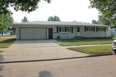 Minot Single Family Home For Sale: 1809 11th St SW