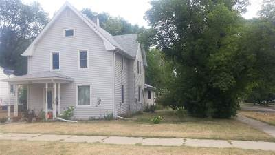 Minot Single Family Home For Sale: 1000 1st St NW