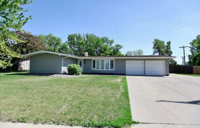 Minot Single Family Home For Sale: 405 16th St SW