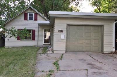 minot Single Family Home For Sale: 1117 10th St. NW