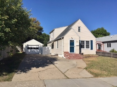 Minot Single Family Home For Sale: 1516 6th St SW