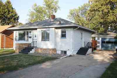 minot Single Family Home For Sale: 1339 1st St SE