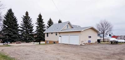 Velva Single Family Home For Sale: 198 Prospect Ave.