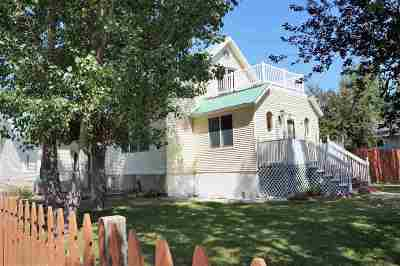 Single Family Home For Sale: 207 Peterson St
