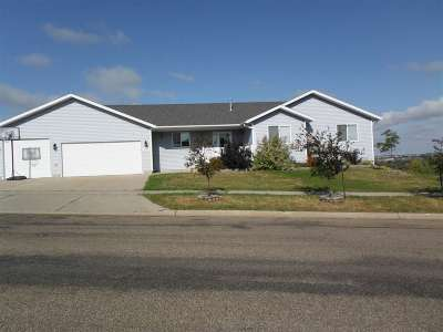 minot Single Family Home For Sale: 1628 SW Dakota Drive