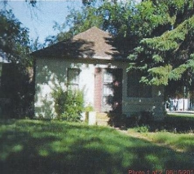 Bottineau County, Burke County, Divide County, McHenry County, McLean County, Mountrail County, Pierce County, Ramsey County, Renville County, Rolette County, Ward County, Wells County, Williams County Single Family Home For Sale: 531 NE 1st Street