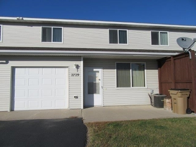 Bottineau County, Burke County, Divide County, McHenry County, McLean County, Mountrail County, Pierce County, Ramsey County, Renville County, Rolette County, Ward County, Wells County, Williams County Condo For Sale: 2729 Broadway N