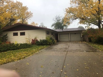 Bottineau County, Burke County, Divide County, McHenry County, McLean County, Mountrail County, Pierce County, Ramsey County, Renville County, Rolette County, Ward County, Wells County, Williams County Single Family Home For Sale: 705 18th Ave NW