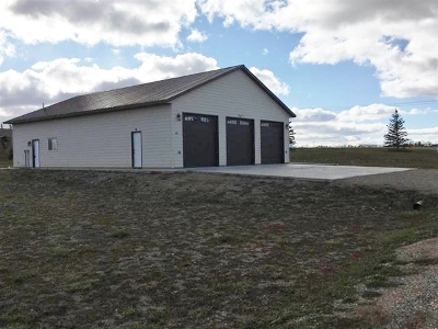 Bottineau County, Burke County, Divide County, McHenry County, McLean County, Mountrail County, Pierce County, Ramsey County, Renville County, Rolette County, Ward County, Wells County, Williams County Single Family Home For Sale: 6613 B Way