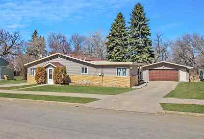 Bottineau County, Burke County, Divide County, McHenry County, McLean County, Mountrail County, Pierce County, Ramsey County, Renville County, Rolette County, Ward County, Wells County, Williams County Single Family Home For Sale: 306 15th Ave SW