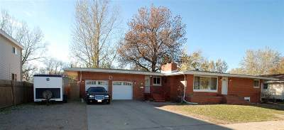 minot Single Family Home For Sale: 117 21st St NW