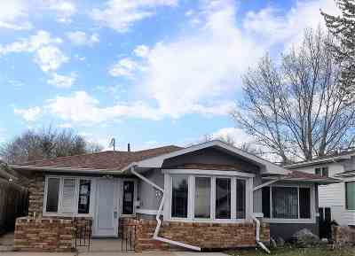 Minot Single Family Home Contingent - Hi: 3 21st Street