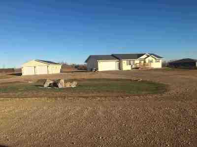 Minot Single Family Home For Sale: 3515 NE Buckskin Dr