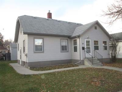 Minot Single Family Home For Sale: 18 NW Shirley Ct