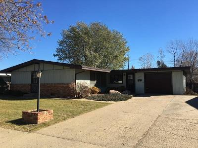 minot Single Family Home For Sale: 2827 SW 1st Avenue