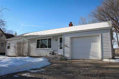 minot Single Family Home For Sale: 1436 S Main St.