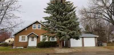 Velva Single Family Home For Sale: 306 4th Ave W