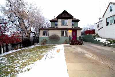 minot Single Family Home For Sale: 511 SE 3rd St