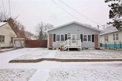 minot Single Family Home For Sale: 509 9th Ave. NE
