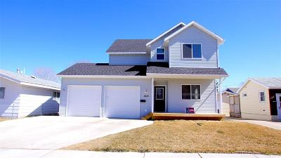 Minot Single Family Home For Sale: 1315 SW 5th St.