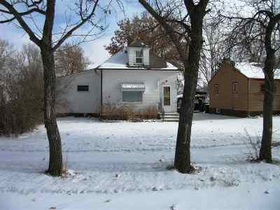Single Family Home For Sale: 711 Main Street S