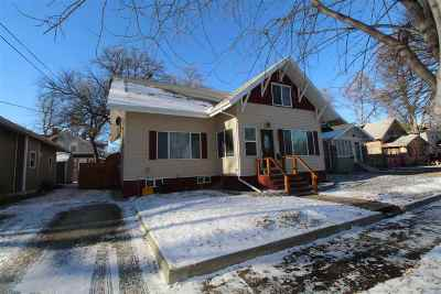 Sawyer Single Family Home For Sale: 207 NW 8th St