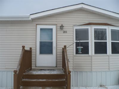 minot Single Family Home For Sale: 406 SE 31st Ave #201