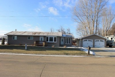 Minot Single Family Home For Sale: 1112 25th St SE