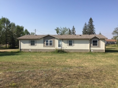 Portal ND Mobile Home For Sale: $54,900